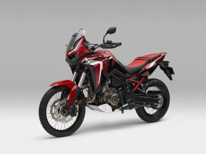 2020 Africa Twin rood