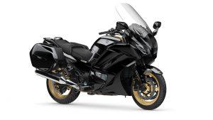 2020 FJR1300 AE Ultimate Edition zwart