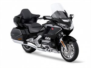 2020 GL 1800 Deluxe zwart