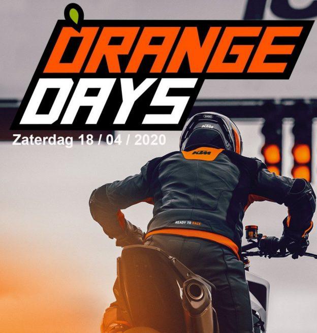 2020 KTM Orange Days