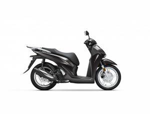 2020 SH150 grijs zwart