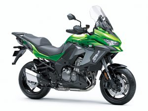 2020 Versys1000 SE groen