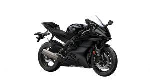 2020 YZF R6 zwart