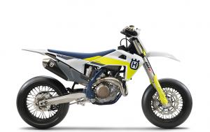 2021 Husqvarna FS 450 supermoto