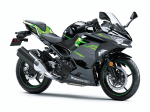 2021 Ninja 400 zwart