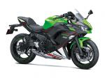 2021 Ninja 650 KRT groen