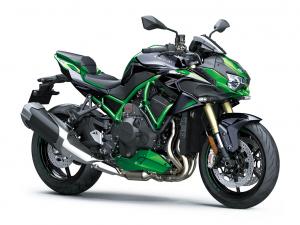 2021 Z H2 SE zwart groen