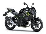 2021 Z400 zwart groen