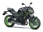 2021 Z650 zwart groen