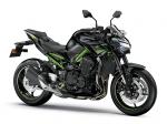 2021 Z900 zwart groen
