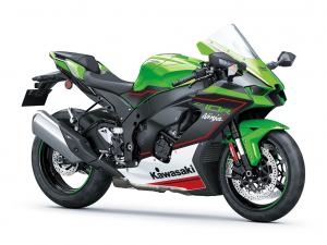 2021 ninja ZX10 R KRT groen