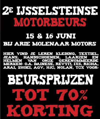 2e IJsselsteinse Motorbeurs