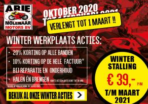 AMM winterstalling 2020