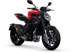 Brutale rosso 800