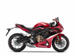 CBR650R rood