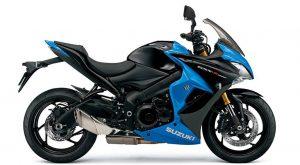 GSX S 1000 FA zwart blauw