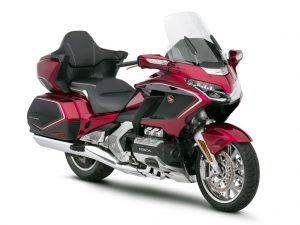 HONDA Gold Wing Tour rood