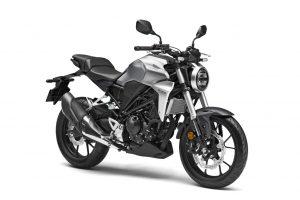 Honda CB 300R grijs