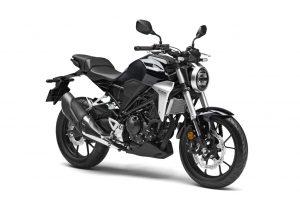 Honda CB 300R zwart