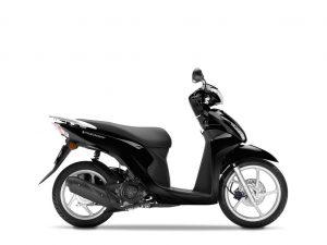 Honda Vision 110i zwart
