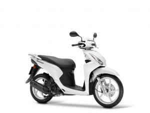 Honda Vision110i wit