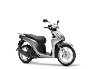 Honda Vision110i zilver