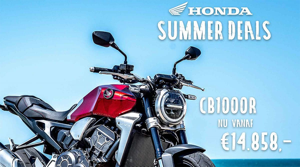 Honda summerdeals