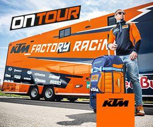 KTM on tour
