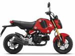 MSX 125 Grom rood