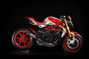 MV Agusta Brutale B3 800 RC rood wit