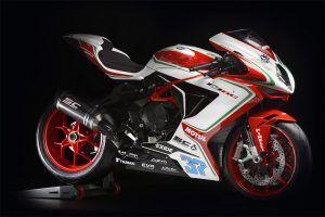 MV Agusta F3 800 RC rood wit