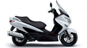 Suzuki Burgman 200 A wit