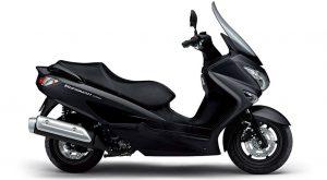 Suzuki Burgman 200 A zwart
