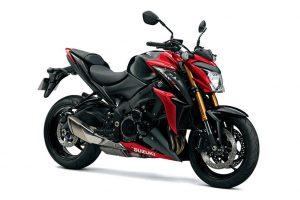 Suzuki- GSX S 1000 (Z)A zwart rood