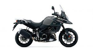 Suzuki V Strom 1000 A zwart
