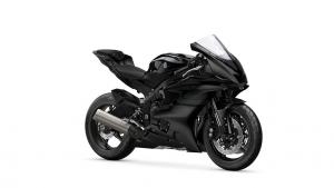 YZF R6 Race zwart