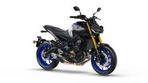 Yamaha MT 09 SP grijs