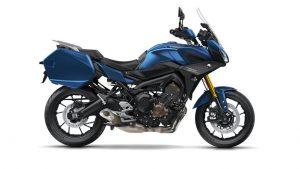 Yamaha Tracer 900 GT ABS blauw