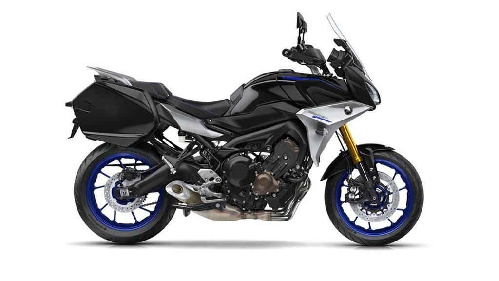 Yamaha Tracer 900 GT ABS zwart