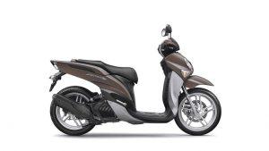 Yamaha Xenter 125 bruin