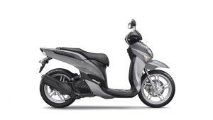 Yamaha Xenter 125 matgrijs