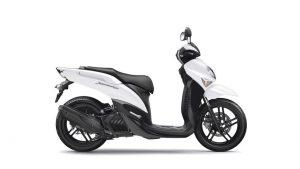 Yamaha Xenter 125 wit