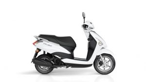 Yamaha d'elight 125 wit