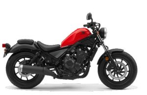 Honda Rebel korting op travel pack