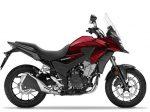 Honda CB500X gratis comfort pack