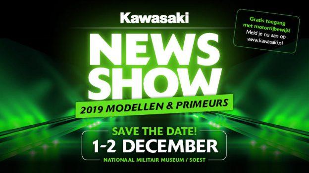 Kawasaki News Show