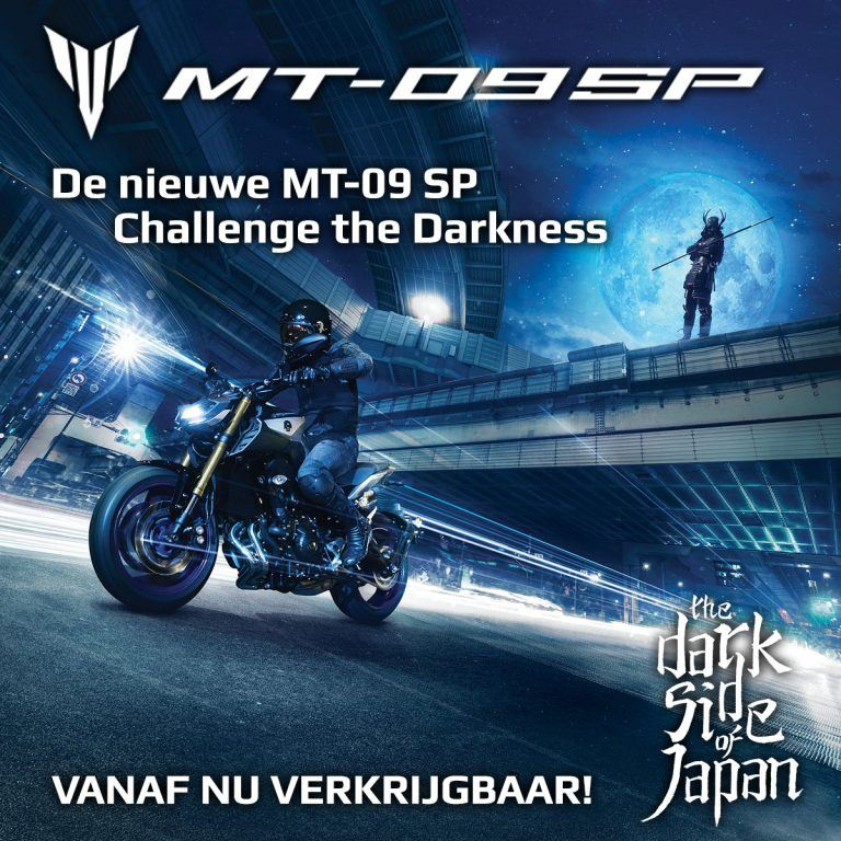 Yamaha mt 09sp